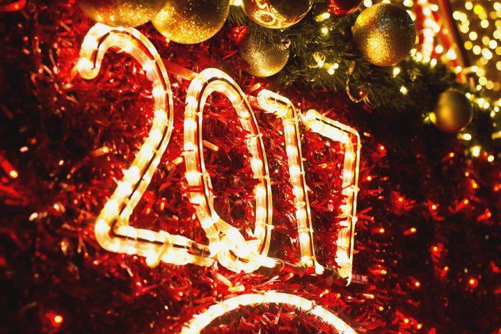 Happy New Year! It's 2017!