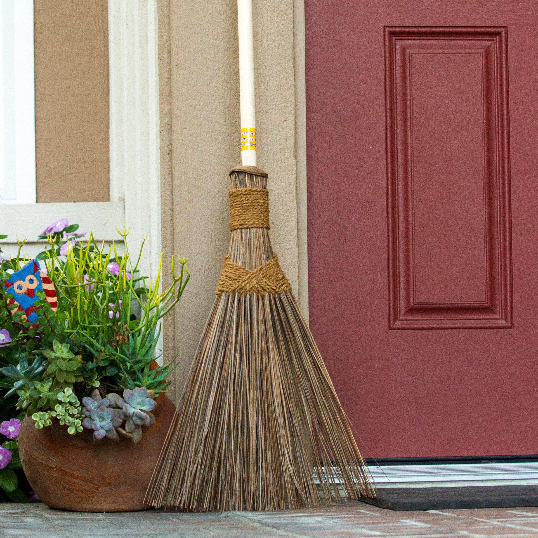 Ultimate Coconut Garden Broom Ultimate Innovations