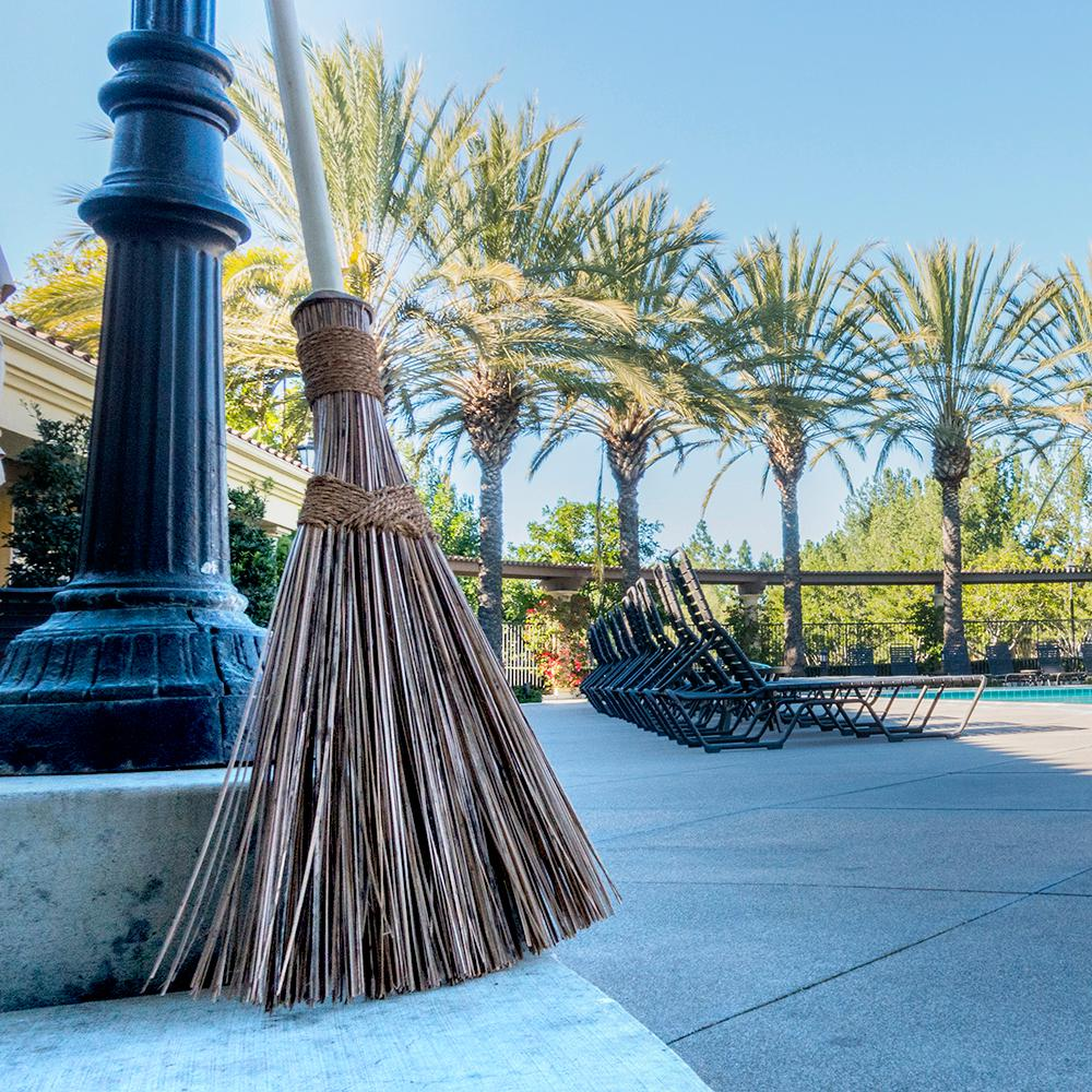 Ultimate Coconut Garden Broom Ultimate Innovations
