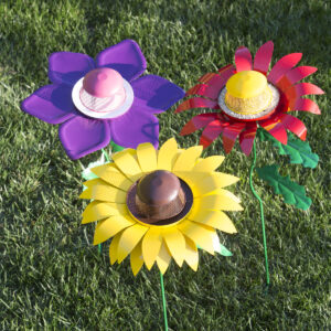 Ultimate Giant Flower Bird Feeders