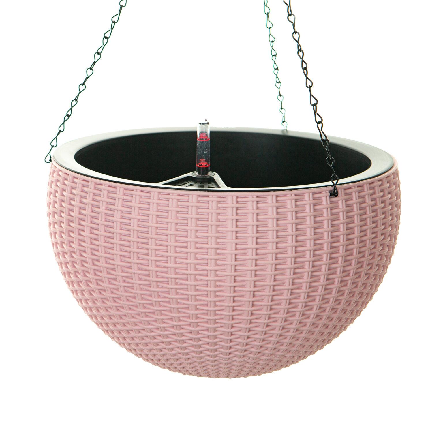 ShopDePalma Self-Watering Hanging Basket