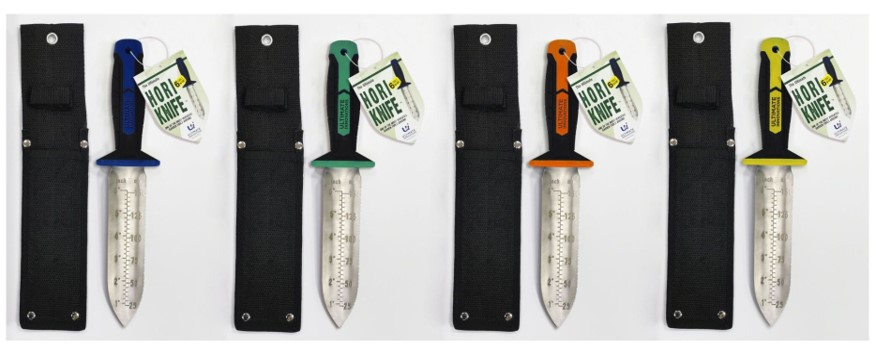 Multi-Function Hori Hori Knife with Case by Ultimate Innovations